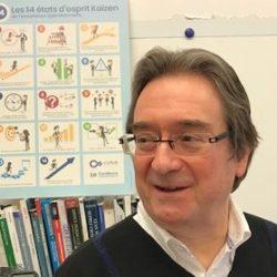 Patrick De Coster - senior Advisor Cubik Partners - Lean Médico-Social